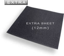 AcoustiPack Multi-Layer Materials Extra Heavy Duty Sheet